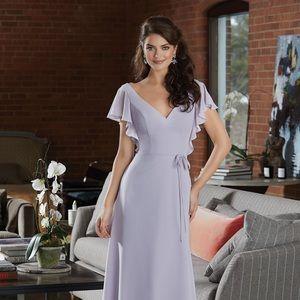 Mori Lee bridesmaid dress 21591